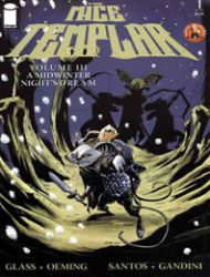 The Mice Templar Volume 3: A Midwinter Night's Dream