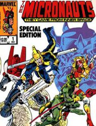 The Micronauts: Special Edition