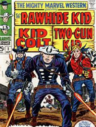 The Mighty Marvel Western