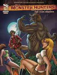 The Monster Hunters' Survival Guide Case Files: Sasquatch