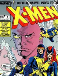 The Official Marvel Index To The X-Men (1987)
