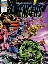 The Official Marvel Index to the Avengers