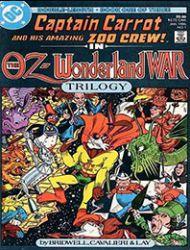 The Oz-Wonderland War