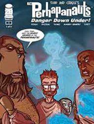 The Perhapanauts: Danger Down Under!