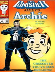 The Punisher Meets Archie