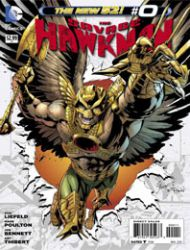 The Savage Hawkman