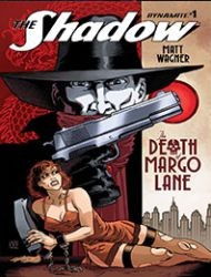 The Shadow: The Death of Margot Lane