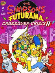The Simpsons/Futurama Crossover Crisis II