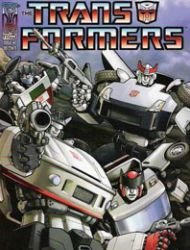 The Transformers: Infiltration