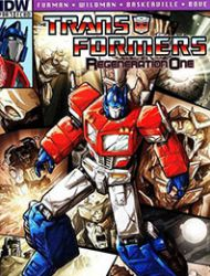 The Transformers: Regeneration One
