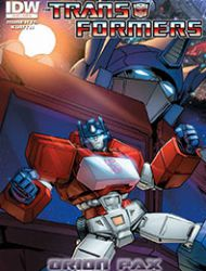 The Transformers Spotlight: Orion Pax