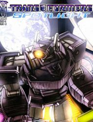 The Transformers Spotlight: Shockwave