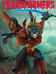 The Transformers: Windblade (2018)