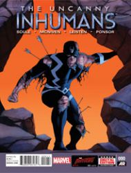The Uncanny Inhumans