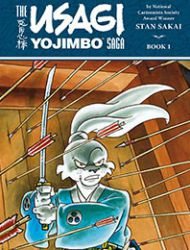 The Usagi Yojimbo Saga