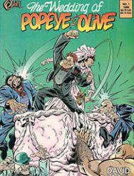 The Wedding of Popeye & Olive