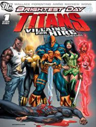 Titans: Villains for Hire Special