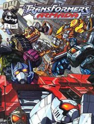 Transformers Armada (2002)