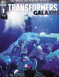 Transformers: Galaxies