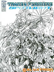 Transformers Spotlight: Galvatron