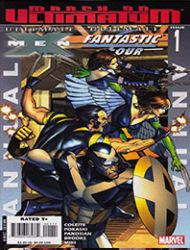 Ultimate X-Men/Ultimate Fantastic Four Annual