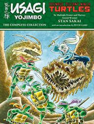 Usagi Yojimbo/Teenage Mutant Ninja Turtles: The Complete Collection