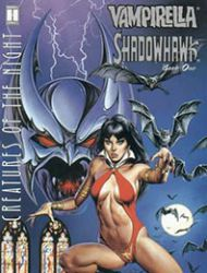 Vampirella/Shadowhawk: Creatures of the Night