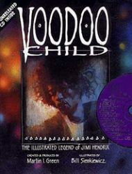 Voodoo Child - The Illustrated Legend of Jimi Hendrix