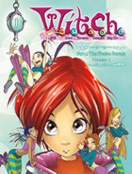 W.i.t.c.h. Graphic Novels
