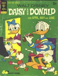 Walt Disney Daisy and Donald