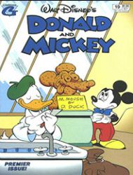 Walt Disney's Donald and Mickey