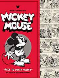 Walt Disney's Mickey Mouse by Floyd Gottfredson