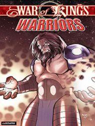 War of Kings: Warriors - Blastaar