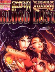 Widow/Luxura: Blood Lust Alpha