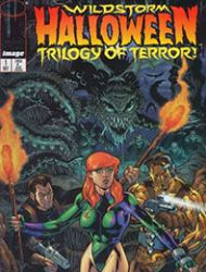 Wildstorm Halloween Trilogy of Terror