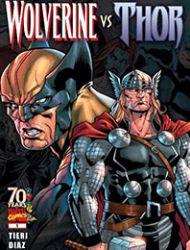 Wolverine vs. Thor