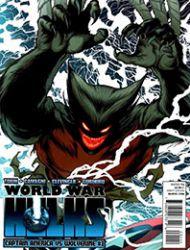 World War Hulks: Wolverine vs. Captain America