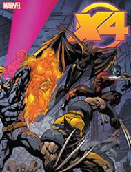 X-Men/Fantastic Four (2005)