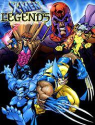 X-Men Legends Poster Book