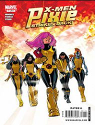 X-Men: Pixie Strikes Back