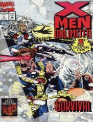 X-Men Unlimited (1993)
