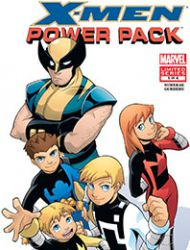 X-Men and Power Pack