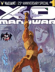 X-O Manowar 25th Anniversary Special