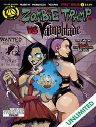 Zombie Tramp vs: Vampblade