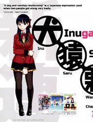 Inugami-san to Sarutobi-kun wa Naka ga Warui.