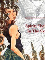 Spirits Flying in The Sky