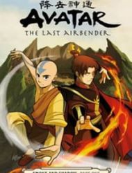 Avatar: The Last Airbender - Smoke And Shadow