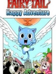 Fairy Tail: Happy's Great Adventure